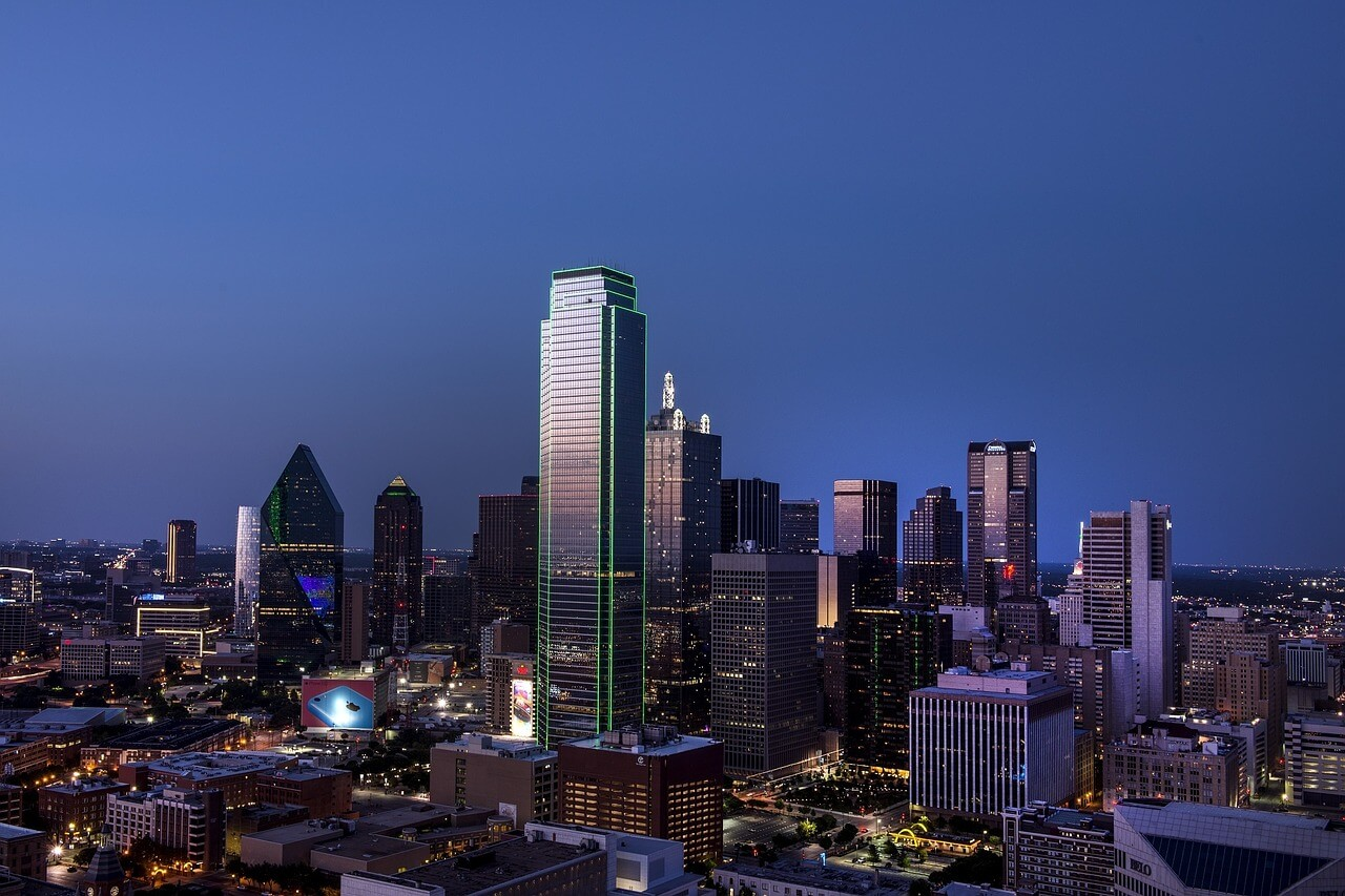 Employment in Dallas, Texas