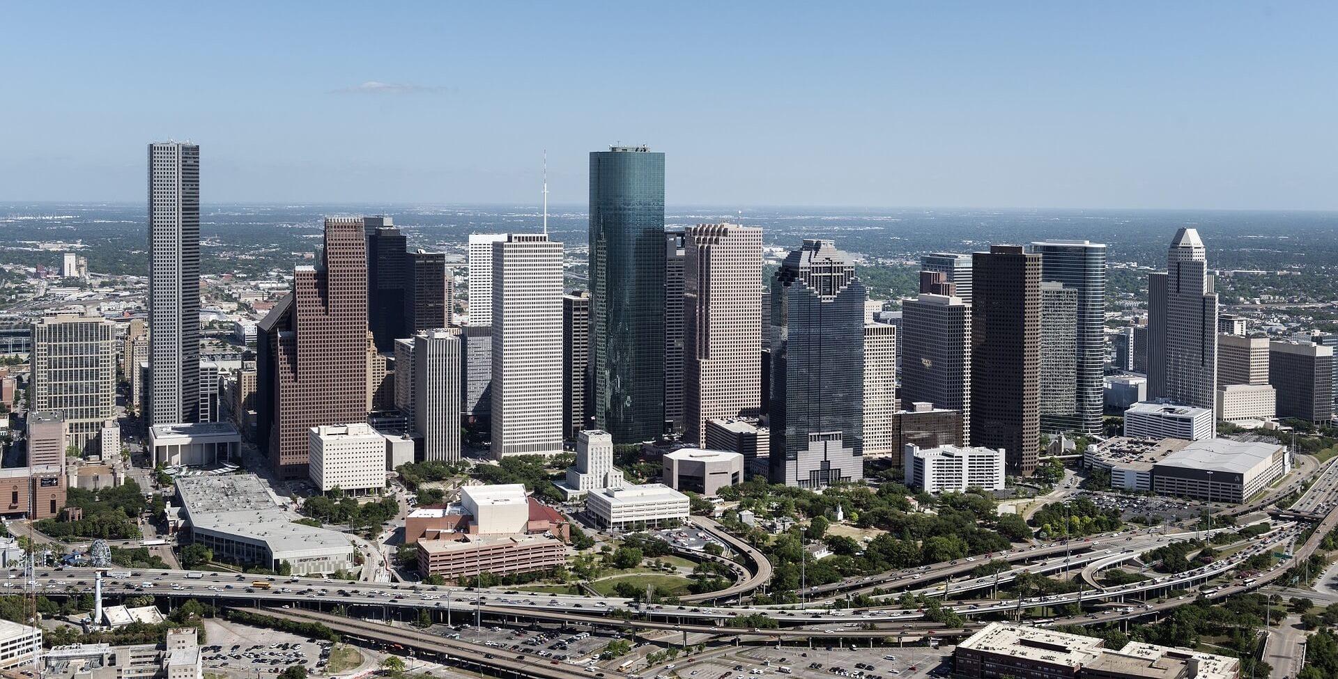 Employment in Houston, Texas