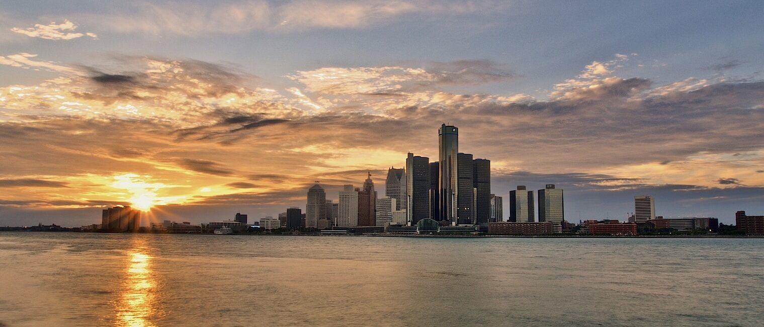 Employment in Detroit, Michigan