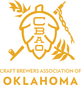 Craft Brewers Association of Oklahoma Logo