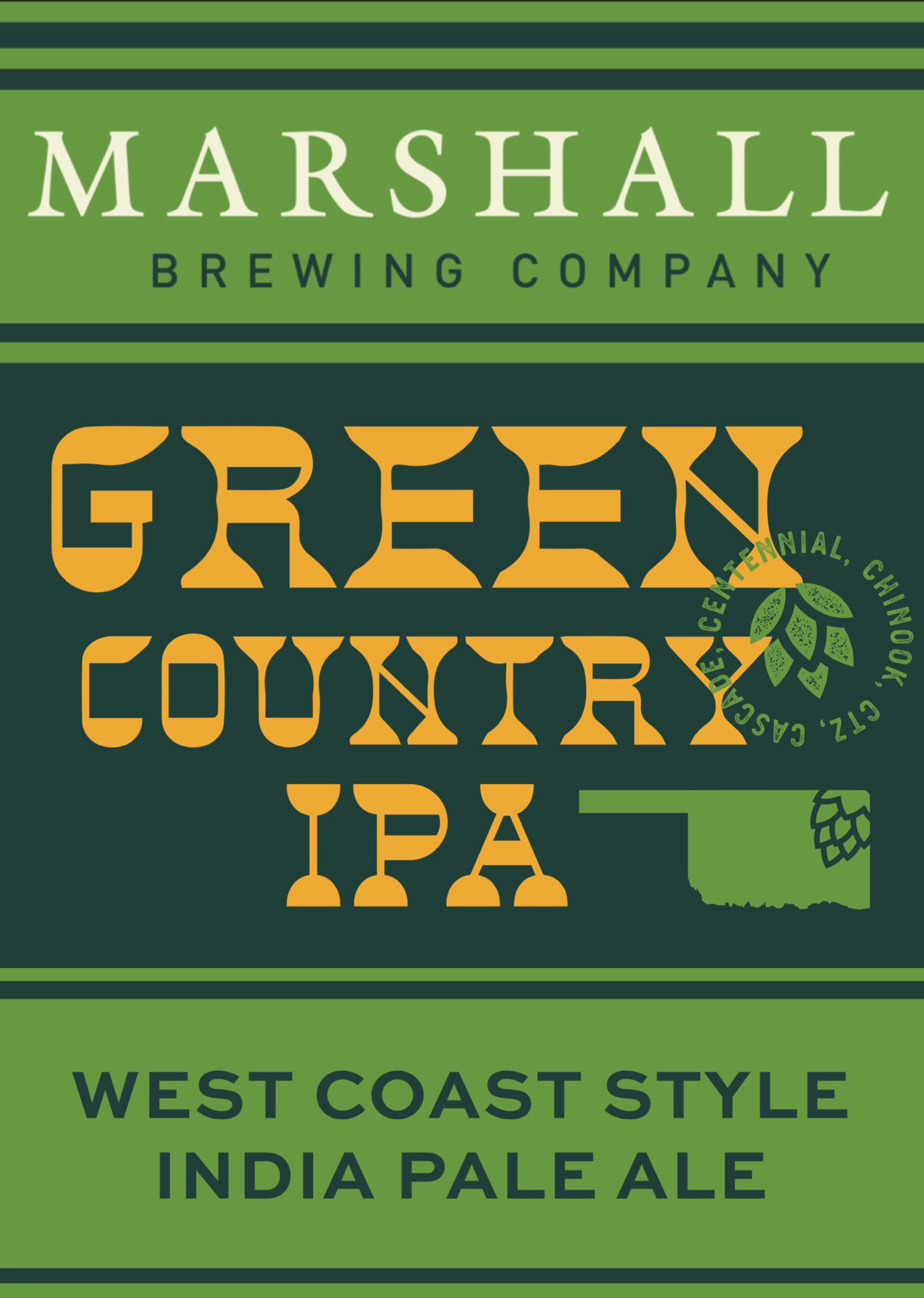 Green Country IPA