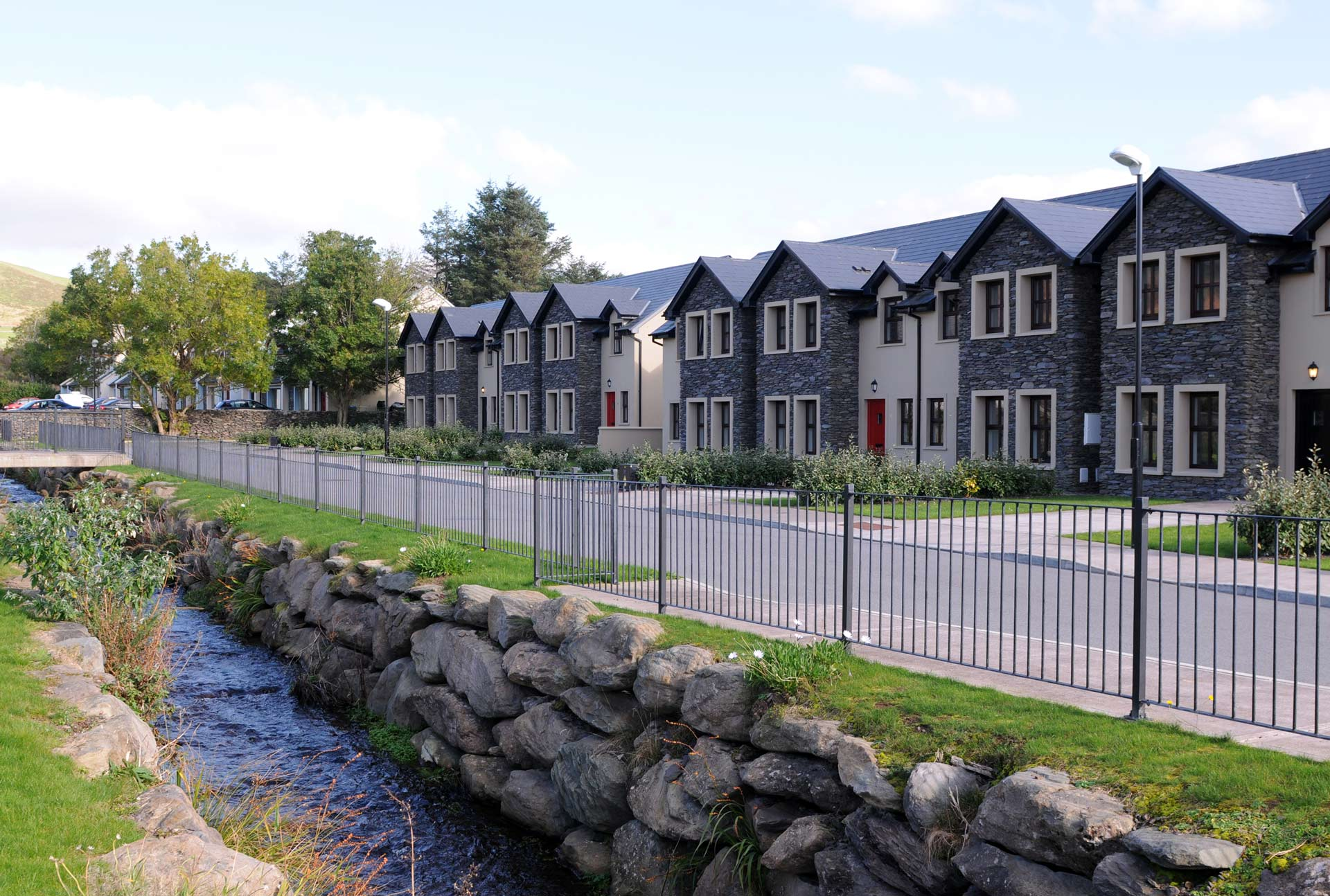Our modern self catering holiday home rentals in Dingle Ireland