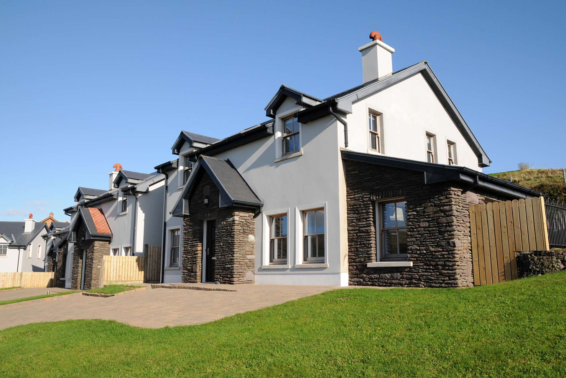 Luxury self catering family holiday homes in Dingle, kerry, Ireland