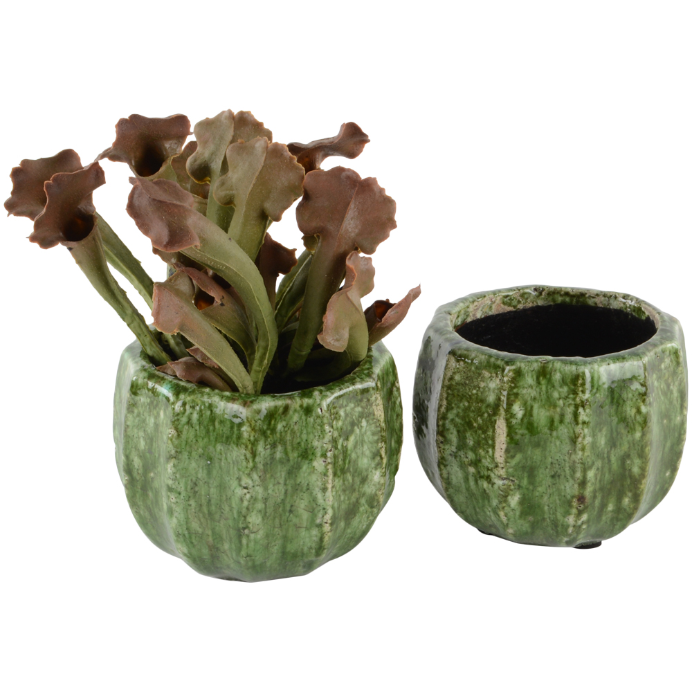 Provencal Planter Small Forest Green