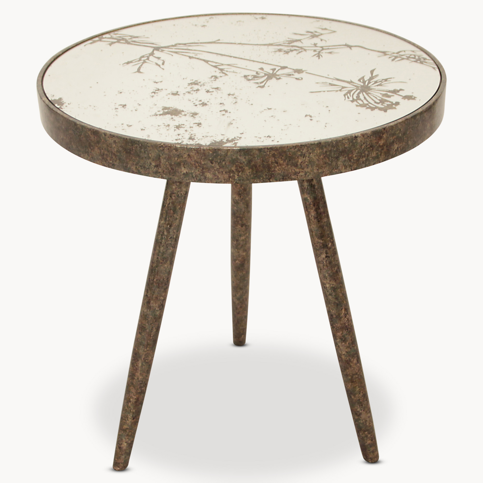 Warwick Tray Table with Cow Parsley Pattern
