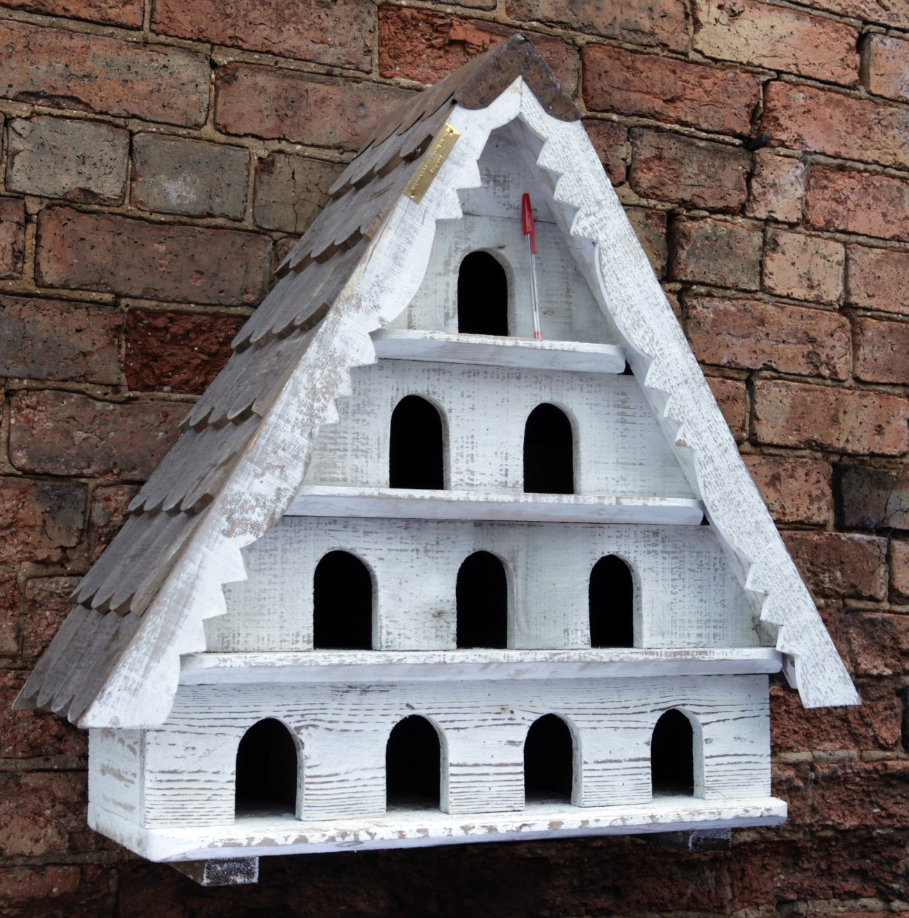 Four Tier Birdhouse - Small Hole