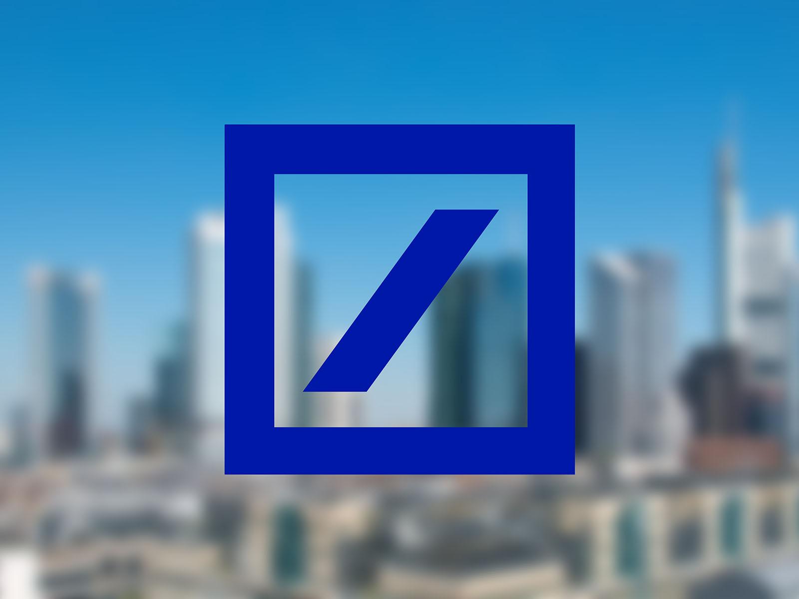 Logo der Deutschen Bank. (Quelle: wikipedia.de)