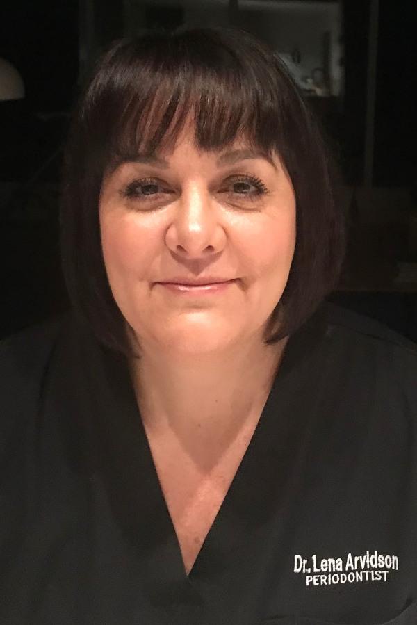 Meet Dr. Lena M. Arvidson