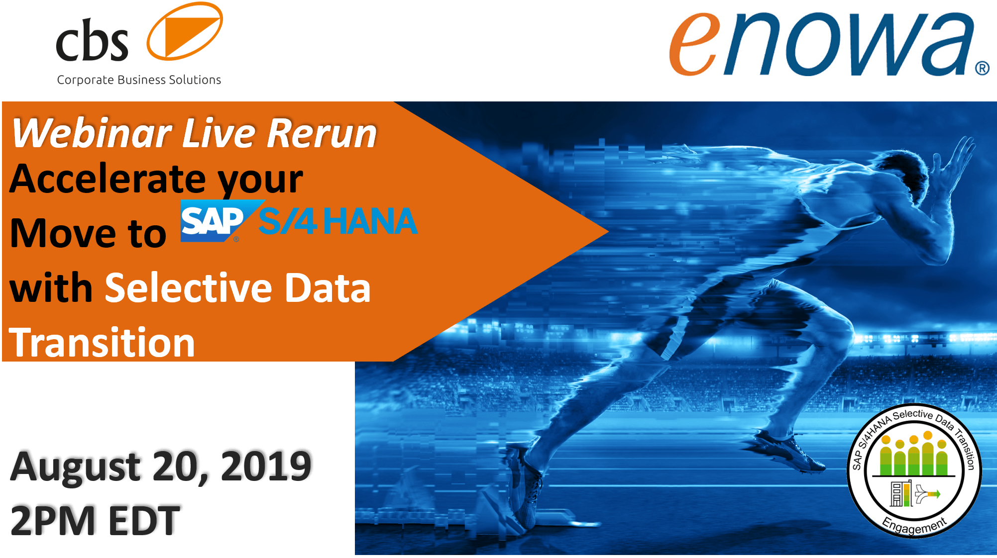 Live Webinar Rerun: SAP Carve-Outs and S/4HANA