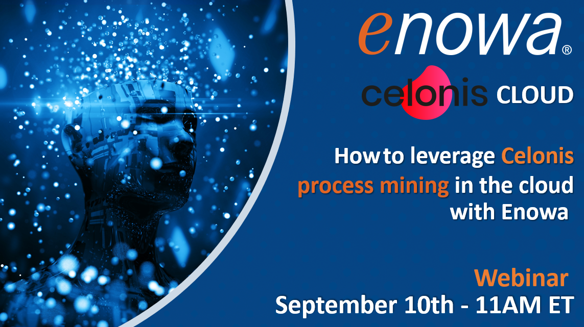 Enowa's Celonis Cloud: How to leverage Celonis process mining in the cloud with Enowa