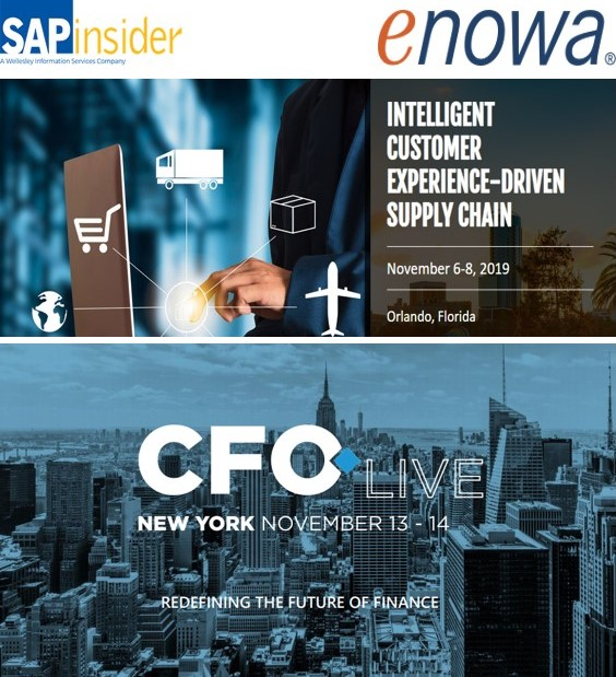 Enowa Experts Demonstrate SAP Supply Chain, C/4HANA and Process Mining Expertise