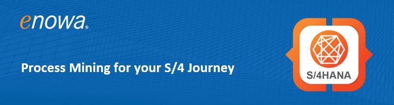 How to leverage Celonis for Process Mining as an integral part of your SAP S/4HANA journey