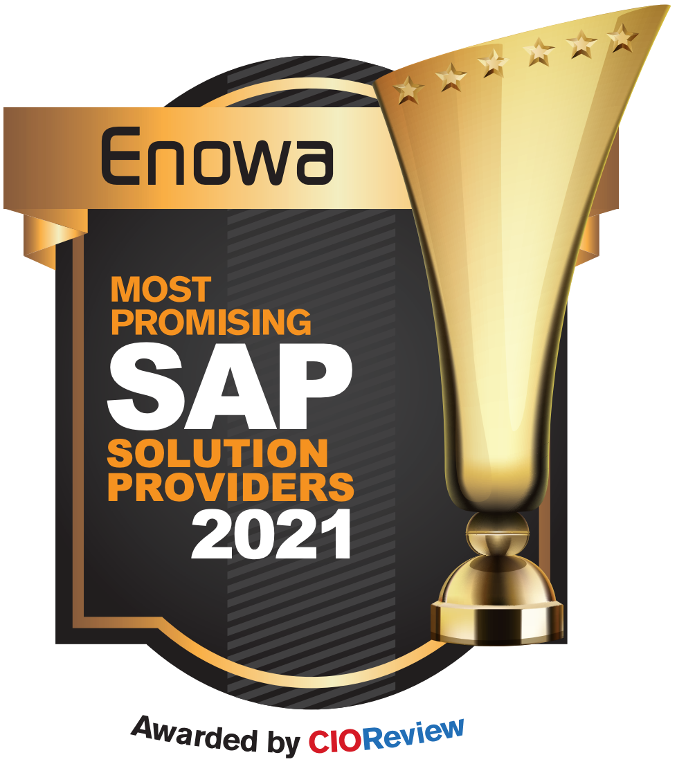 Enowa awarded CIO Review's Most Promising SAP Solution Providers