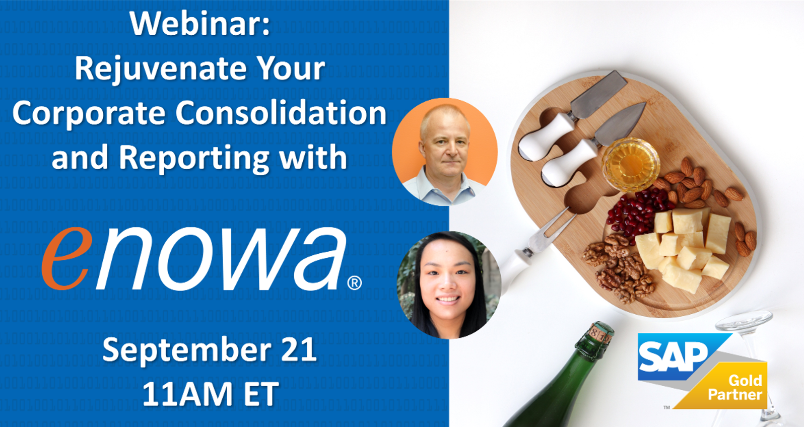 Webinar: Rejuvenate Your Corporate Consolidation and Reporting Processes