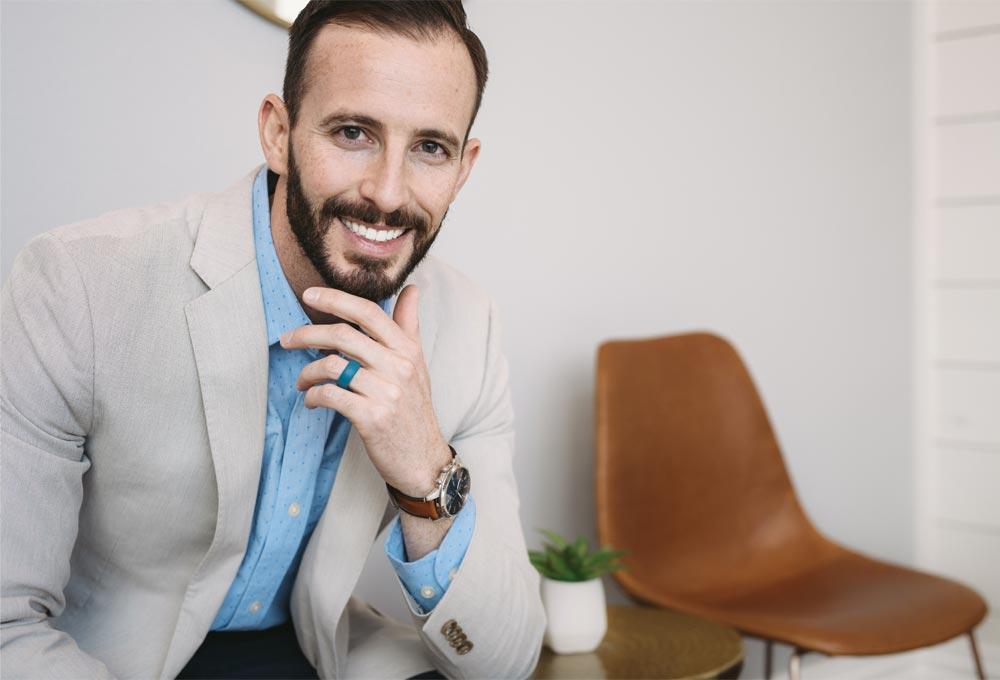 Photo of Dr. Joshua McPhee