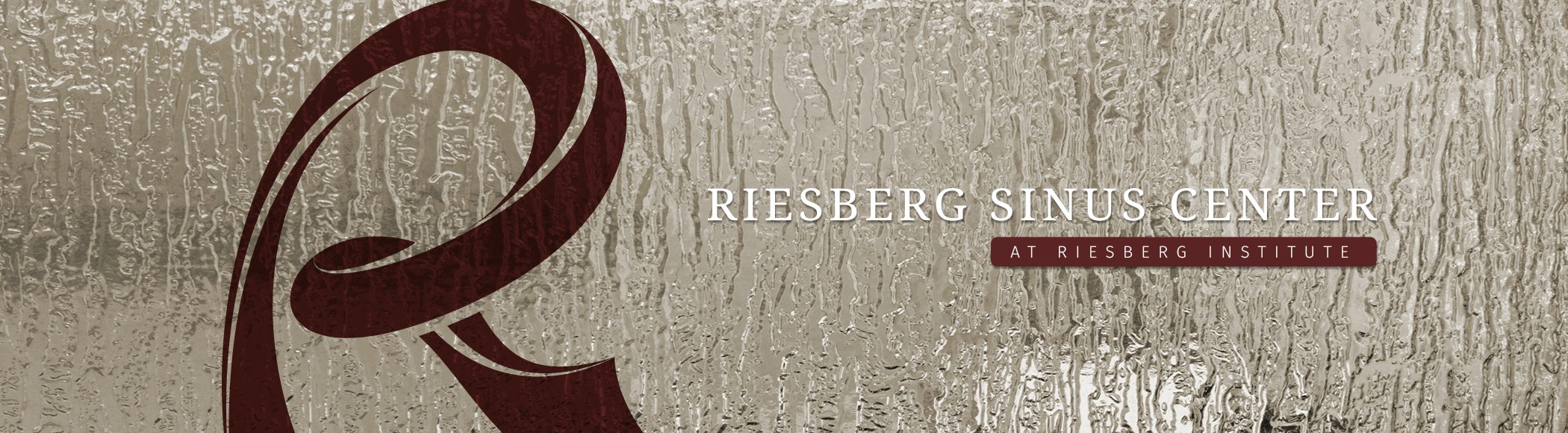 Riesberg Sinus Center at Riesberg Institute logo