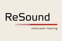 ReSound hearing aid logo