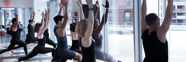 Mercedes Club NYC - Yoga Studio