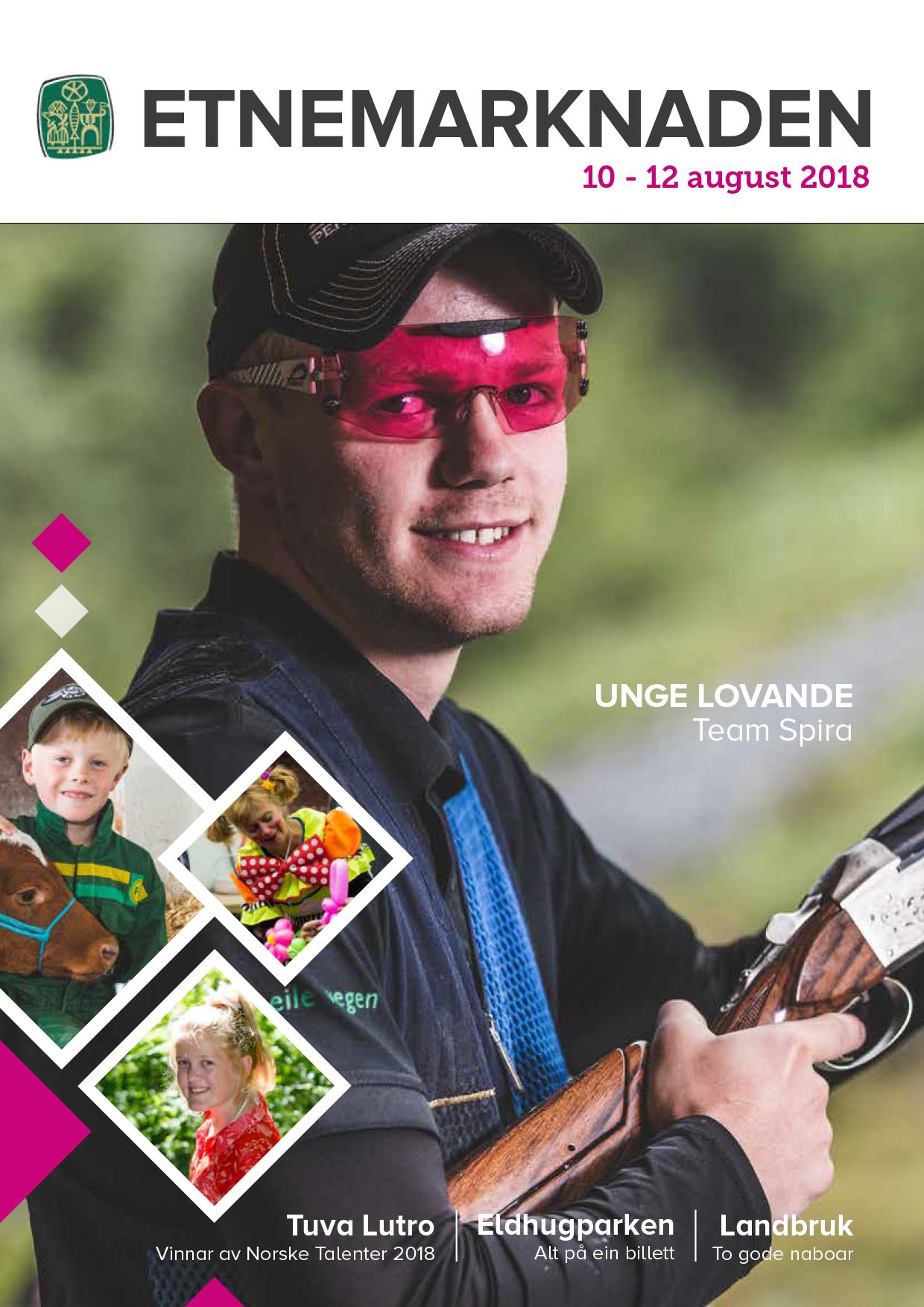 Bilete av magasin omslag