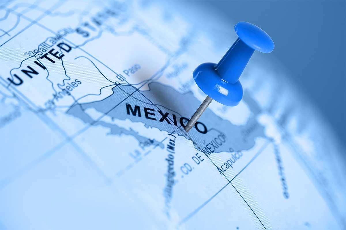 Distribution In Mexico