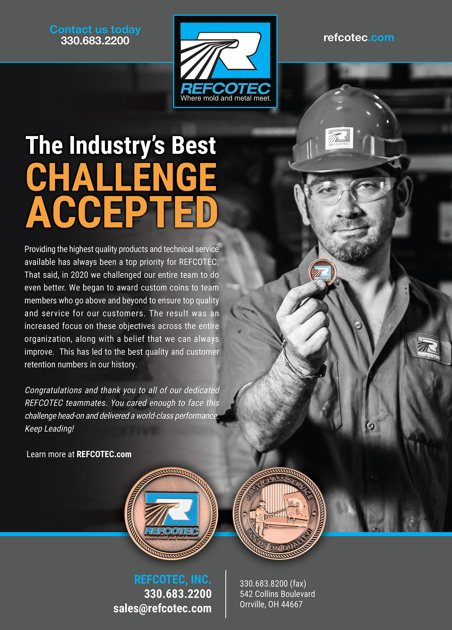Industry's Best: Challenge Accepted