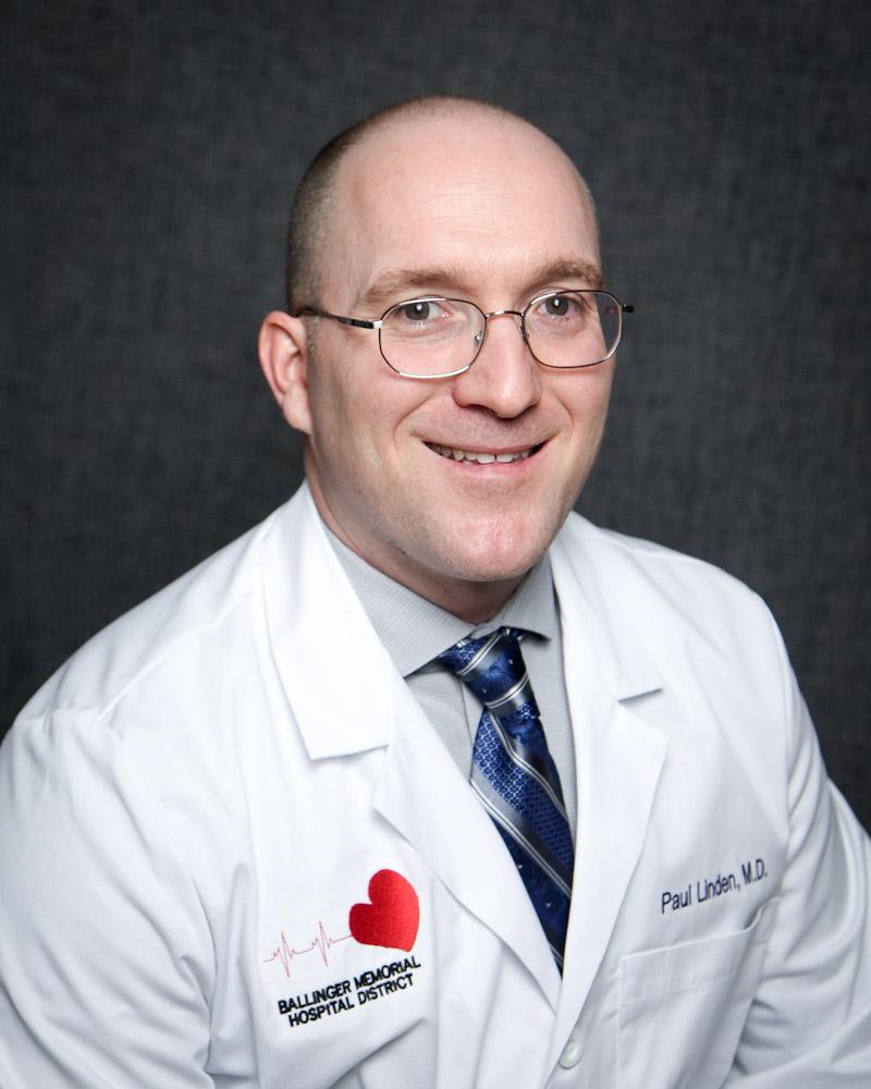 Paul Linden, MD, ABIM