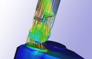 RiMo Tdyn is an entire engineering solution for solving problems involving fluid and porous media flow, heat transfer and multi-physics. CFD+HTis its leading finite calculus(FIC-FEM) solver technology
