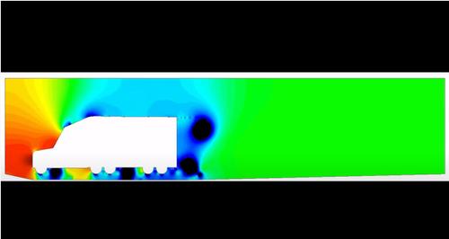 [ESG] Vortex shedding at 50 mph