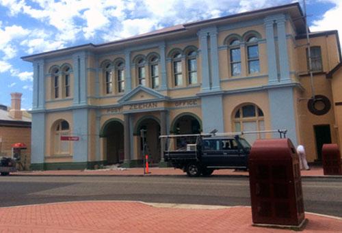 The Zeehan Post Office