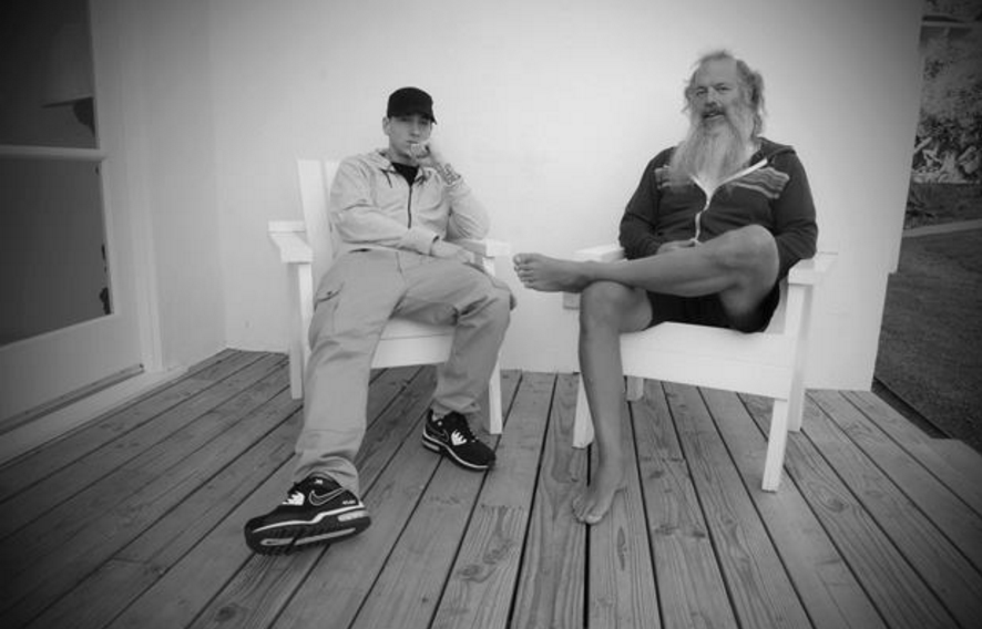 Rick Rubin on Creativity and Innovation Blockers