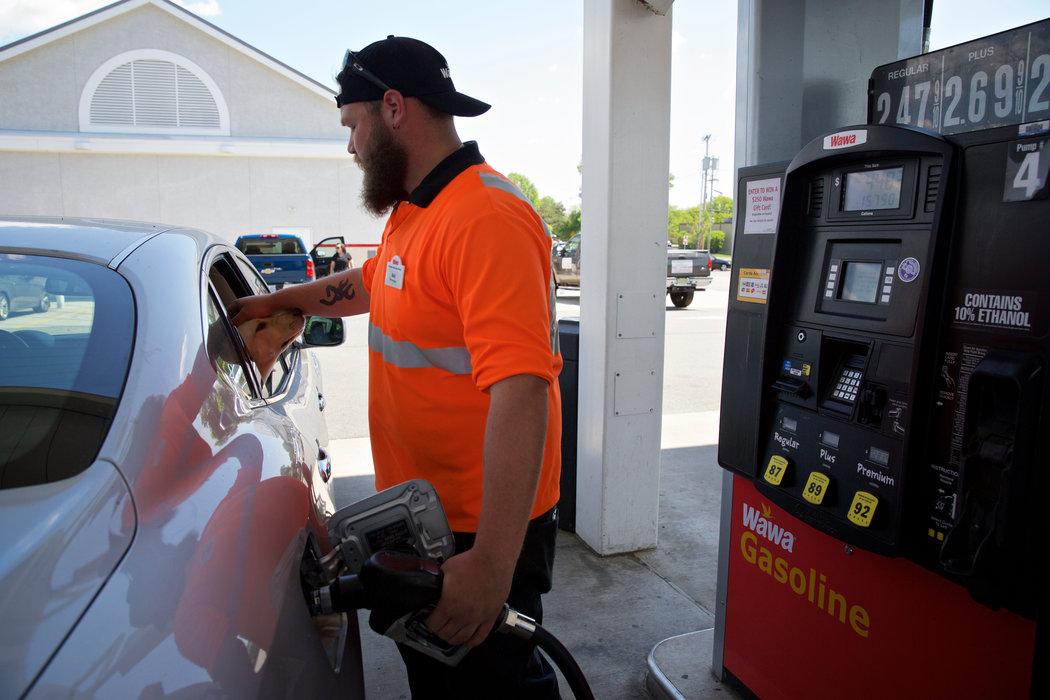 Gasolineras en el Sur de Nueva Jersey Pagaran Casi de $500k por Robo de Salario
