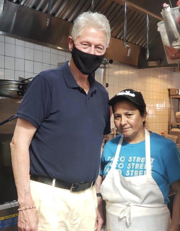 Restaurantes Populares en Chappaqua Frecuentados Por Bill Clinton Demandados Por Robo de Salarios