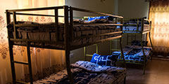 Bunk beds RICC home interior