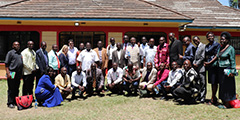 Bungoma Kenya pastor's council