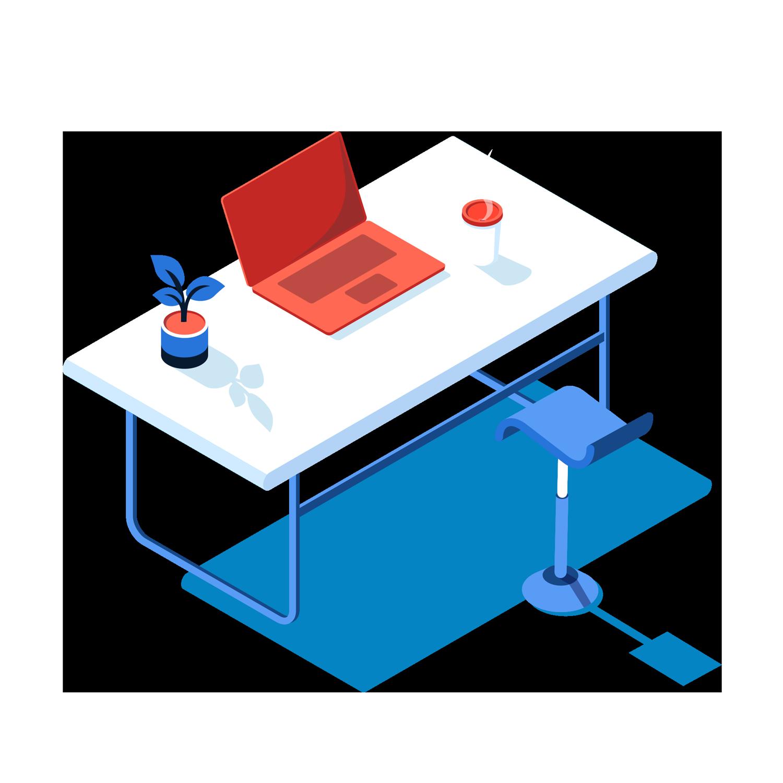 Clean Desk - Chaosfreies Büro