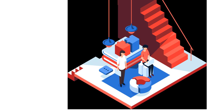 Das digitale Büro Ebene 2 mit Beratung, IT Projektplanung, Support und Datenschutz