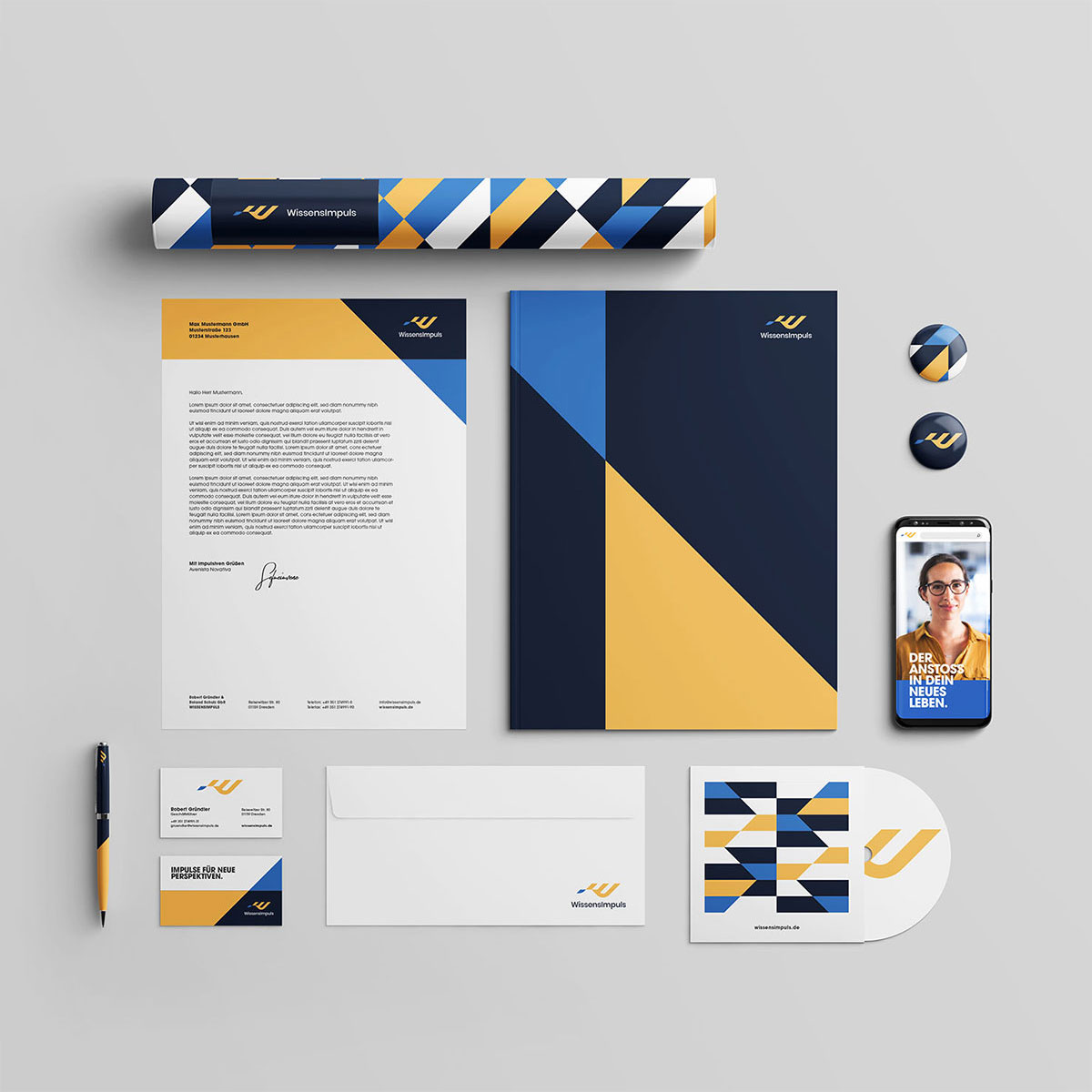 Corporate Branding und Design
