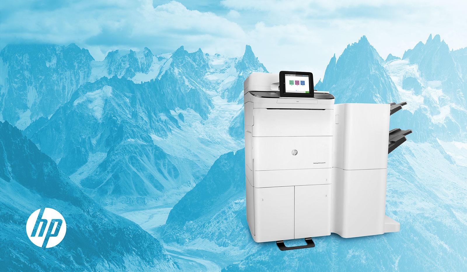 Neue Konzepte für umweltverträgliches Drucken. Die innovative HP PageWide Tintentechnologie.