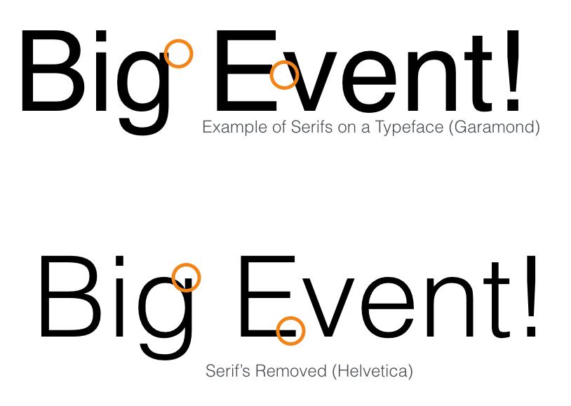 Font Types for Digital Signage Design