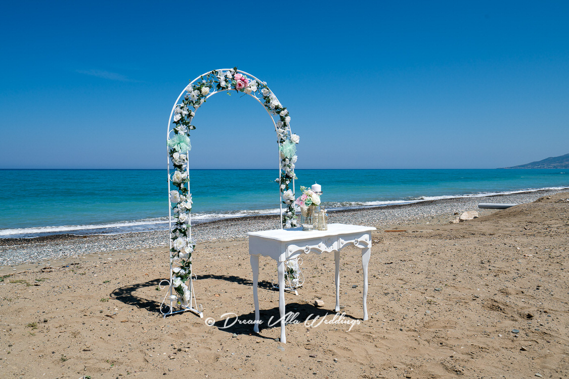 Dream Beach Weddings