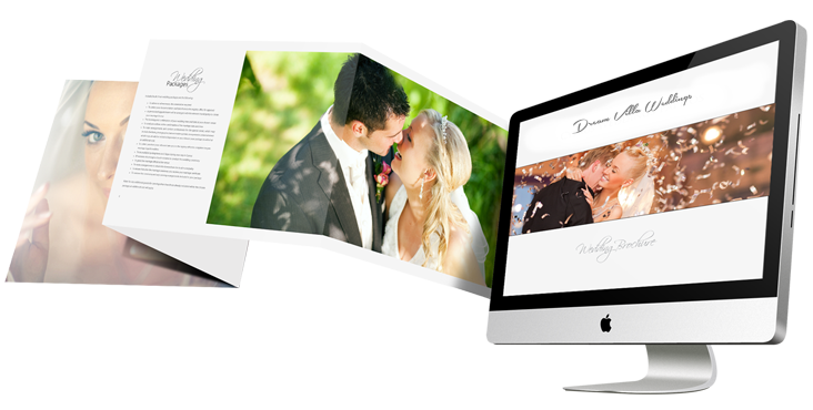 Get our FREE Wedding Brochure