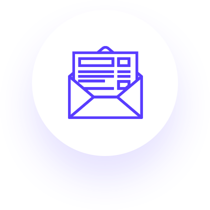 Emails & Newsletters Copywriting Icon
