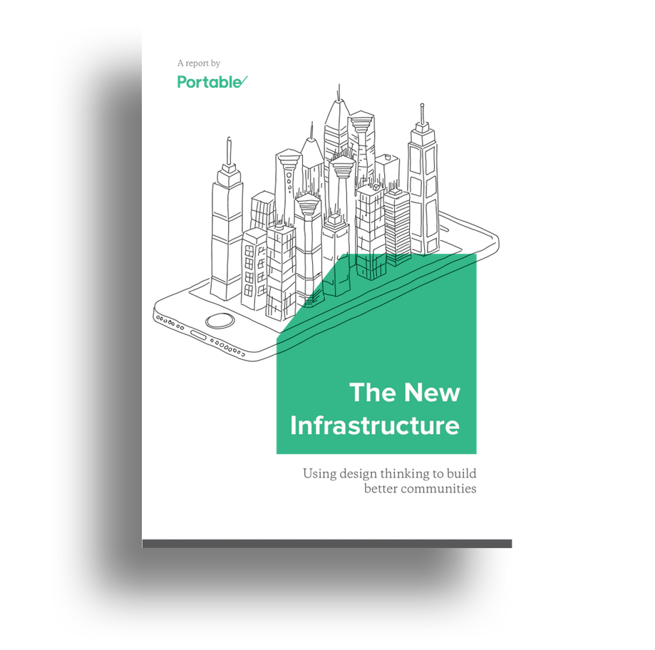 The New Infrastructure report: using design thinking to build better communities
