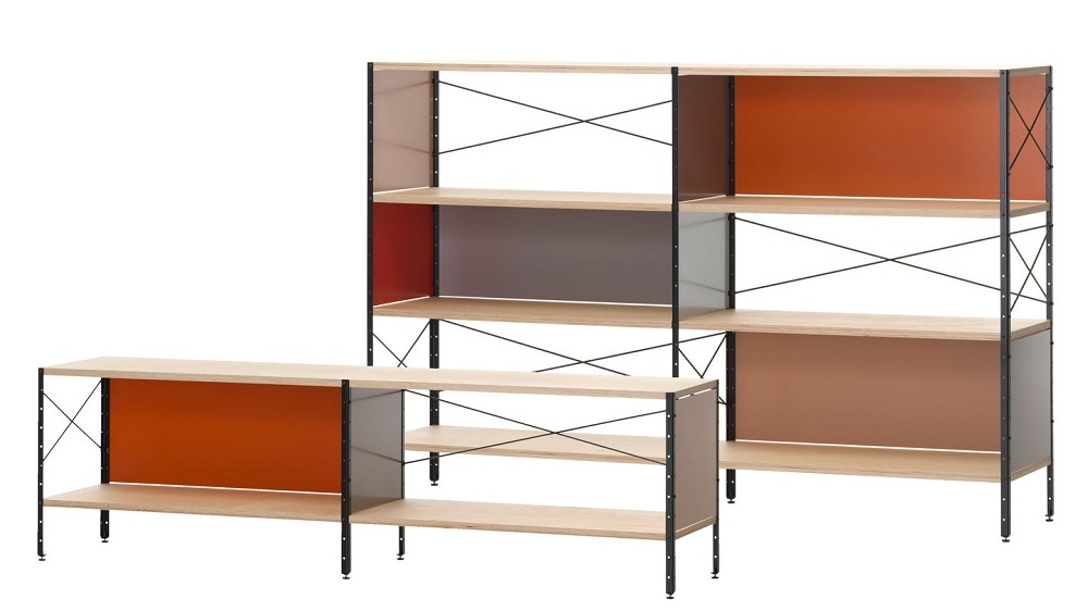 Eames storage unit by Vitra