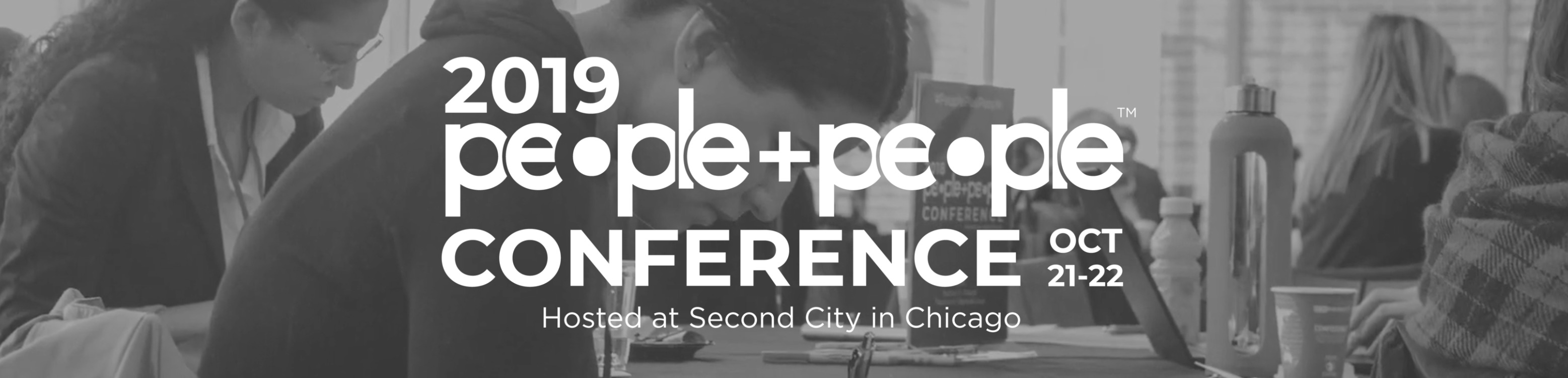 October 21-22: People + People Marketing Conference