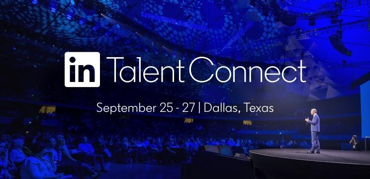 September 25-27: LinkedIn Talent Connect 2019
