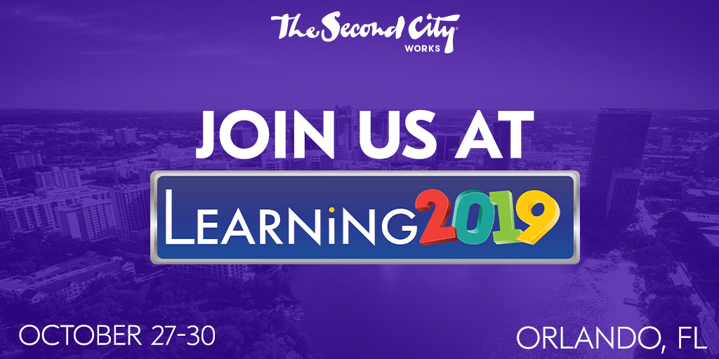 October 27-30: Learning 2019