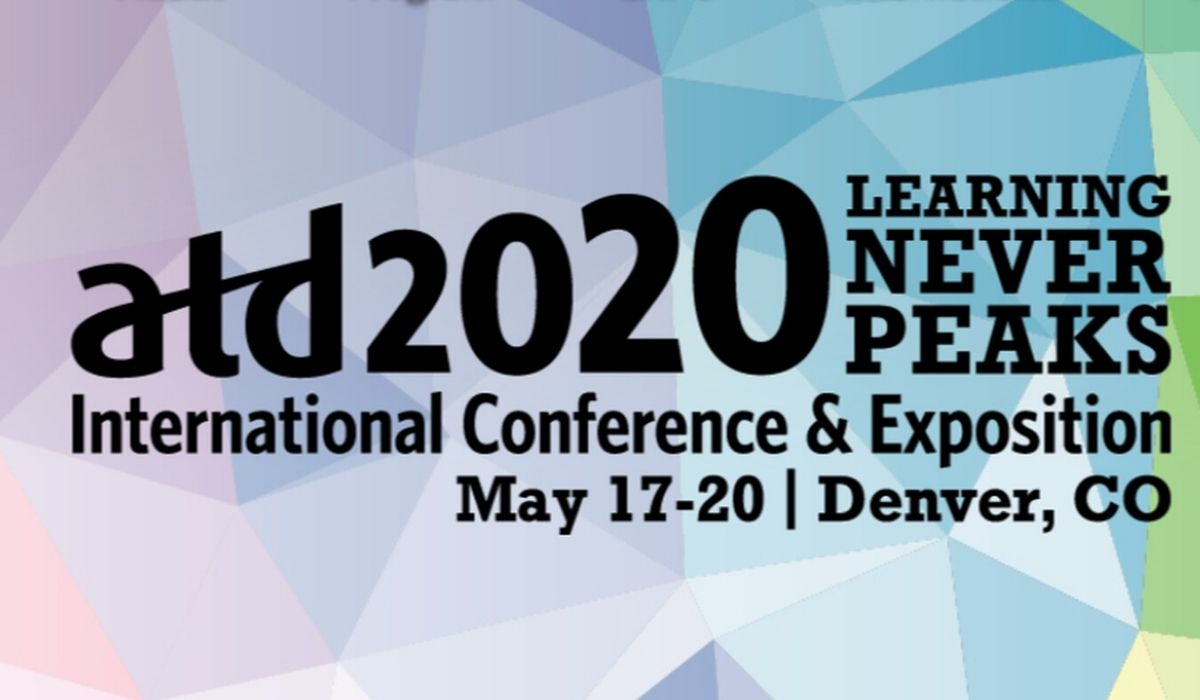 May 17-20: ATD International Conference & Exposition