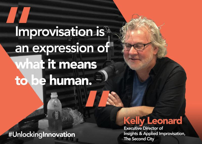 LISTEN: The Power of Improv Within Corporations