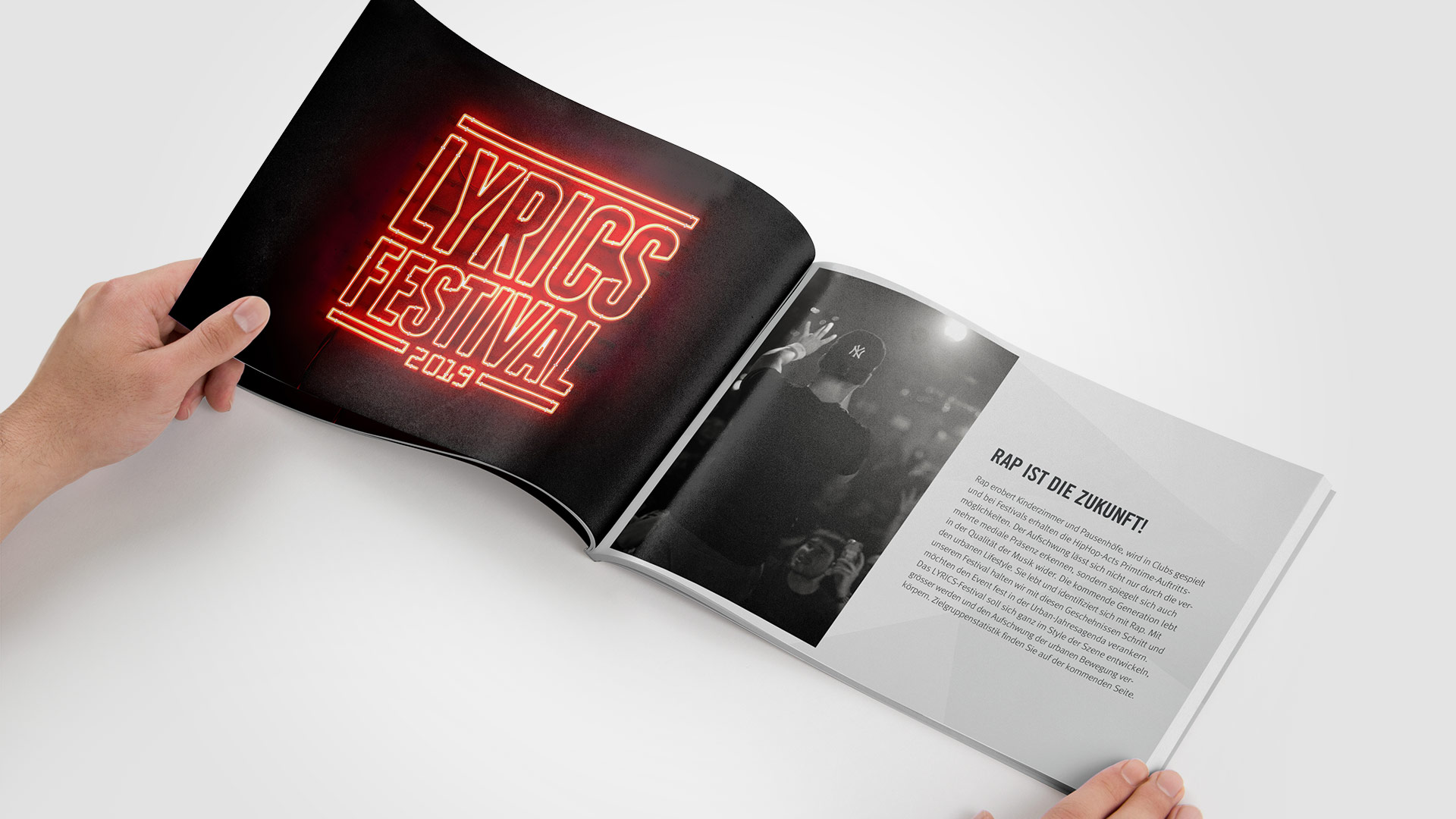 Druck und Format designt by ESE Media